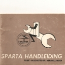 Handleiding Sparta Tour - Saxonette of 2 versnellingen